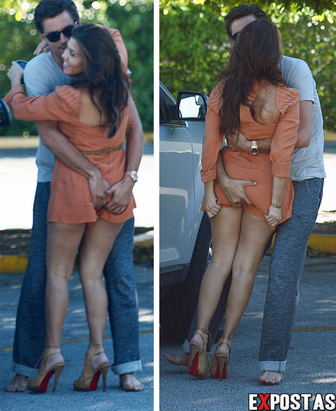 """Kourtney Kardashian com o namorado em Miami para gravar cenas de """"Keeping up with the Kardashians"""" - 29 de Outubro de 2012"""