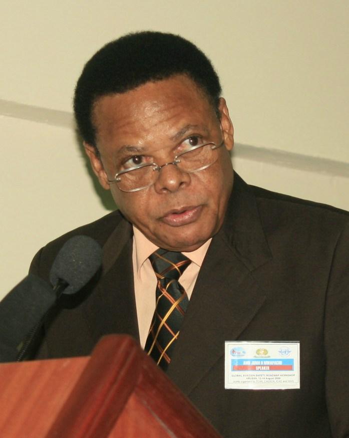 Balozi Mwapachu Juma Volter