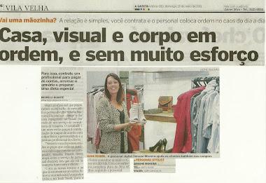 Jornal A Gazeta Mai/2011