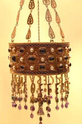 Corona de Recesvinto (Tesoro de Guarrazar)