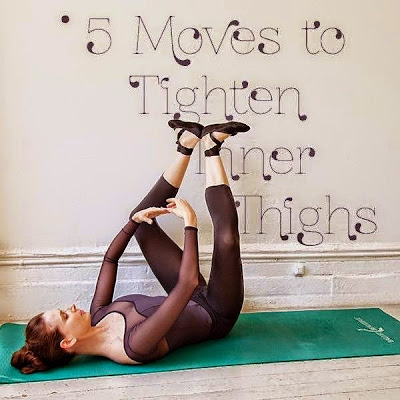 5 Move To Tighten Inner Thighs