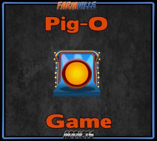 Farmville Pig-O Game