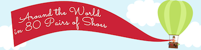 Around the World in 80 Pairs of Shoes