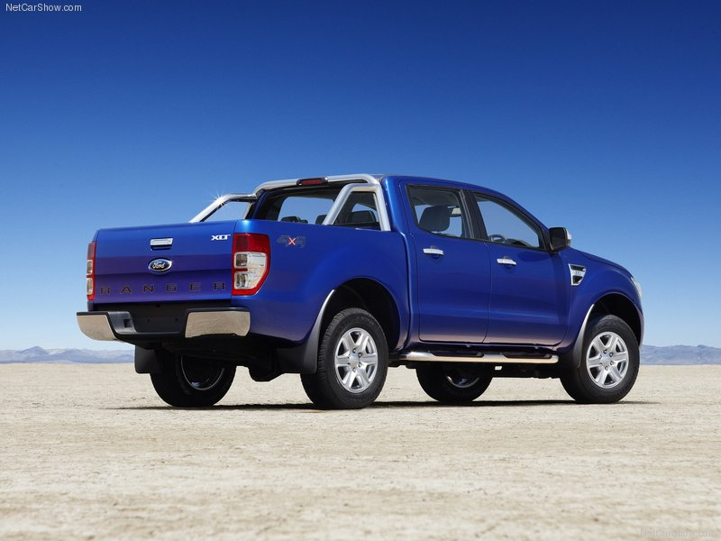 Nueva Ford Ranger 2012 Made in Argentina! | Tuning Extremo