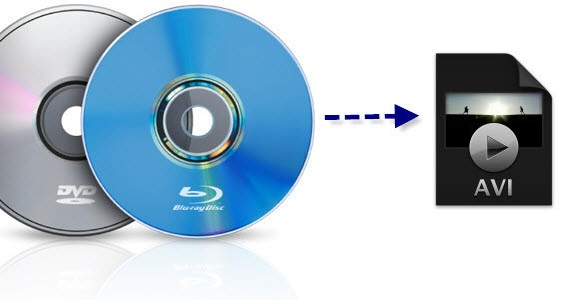 How to convert DVD movies to AVI files