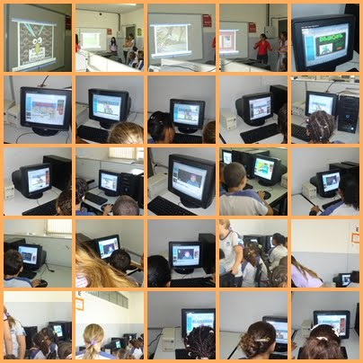 Atividades no LIED - Projeto Dengue