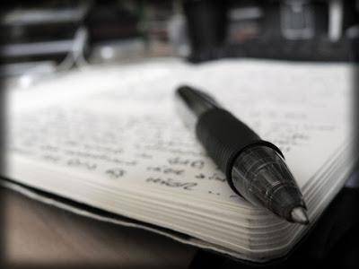 menulis di publik