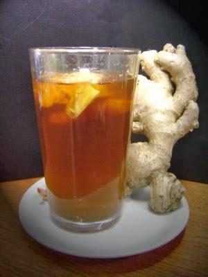 jahe dan teh obat sakit kepala