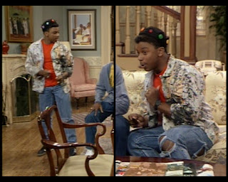 Cosby Show Huxtable fashion blog 80s sitcom Cockroach Carl Anthony Payne