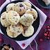 Cranberry & Ginger Scones mit Pecannüssen