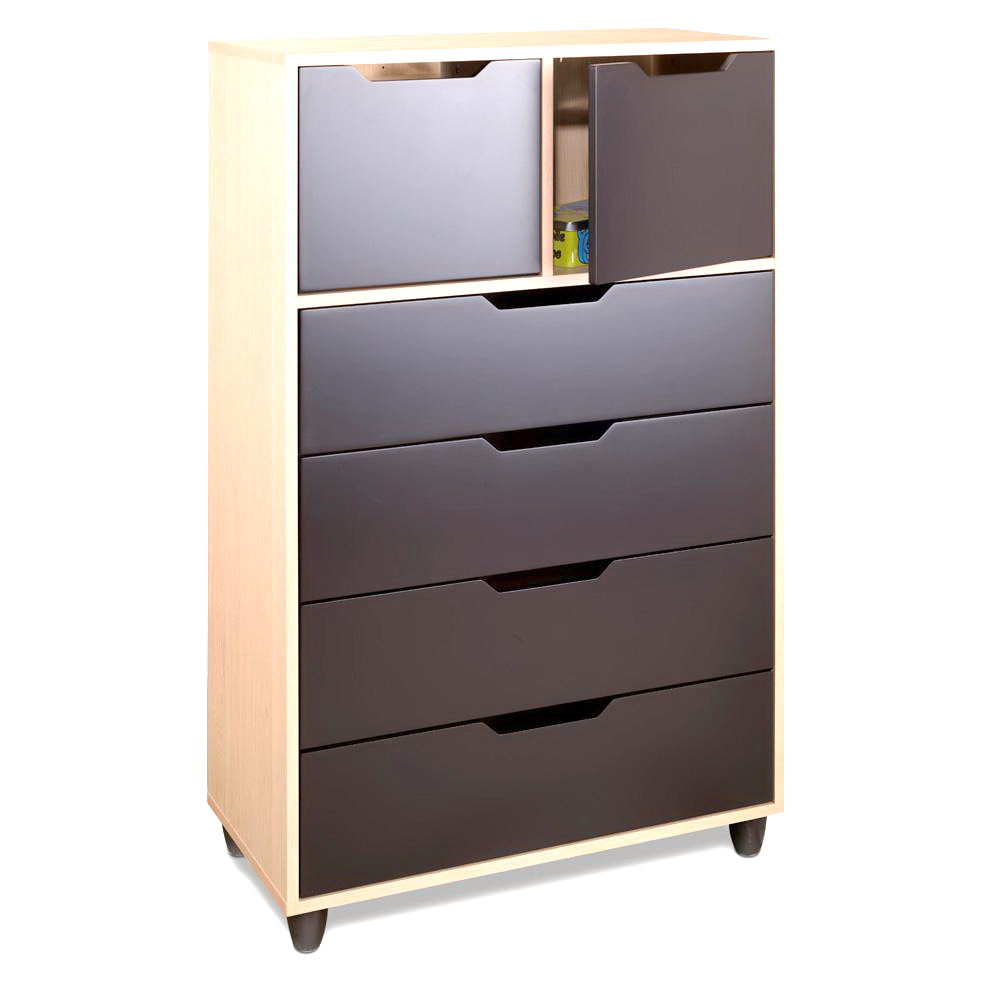 ROSE WOOD FURNITURE Modern Chest Of Drawers