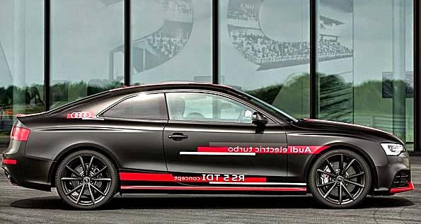 2017 Audi RS5 TDI Redesign