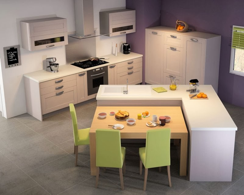 Decoraci N Y Afinidades Cocinas Modernas Con Isla