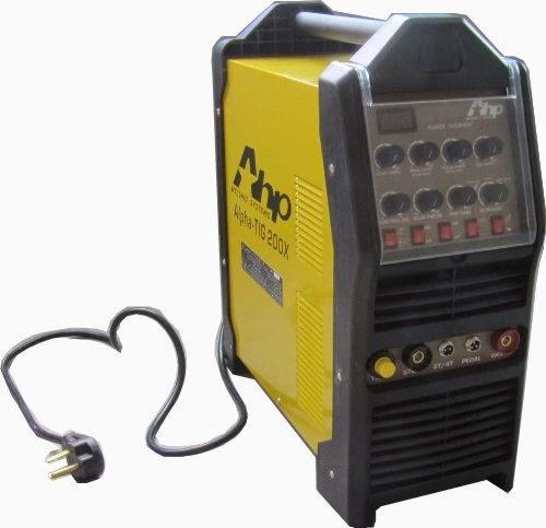 AHP AlphaTIG 200X 200 Amp IGBT AC DC Tig Stick Welder Specs