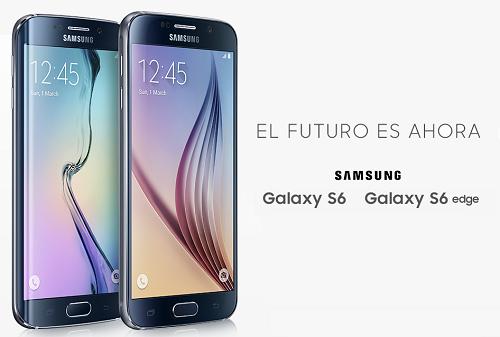 SAMSUNG GALAXY S6 Y GALAXY S6 EDGE PREVENTA EN PERÚ