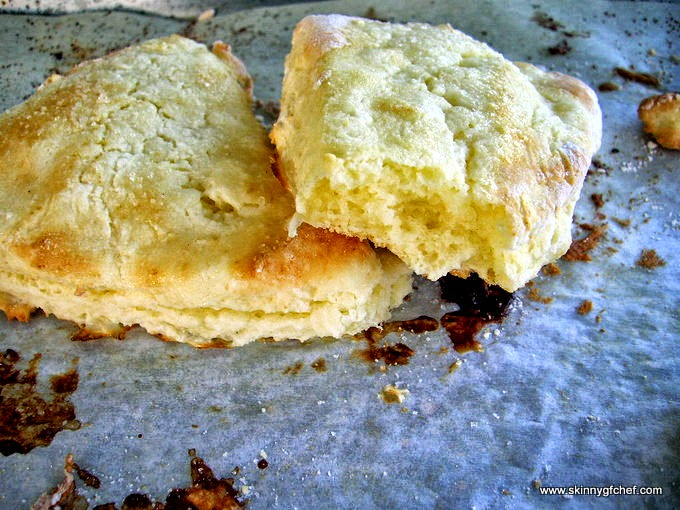 Gluten Free Scones and why I love Downton Abbey - Skinny GF Chef ...