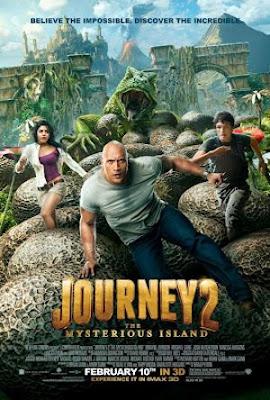 Viaje 2: La Isla Misteriosa – DVDRIP LATINO