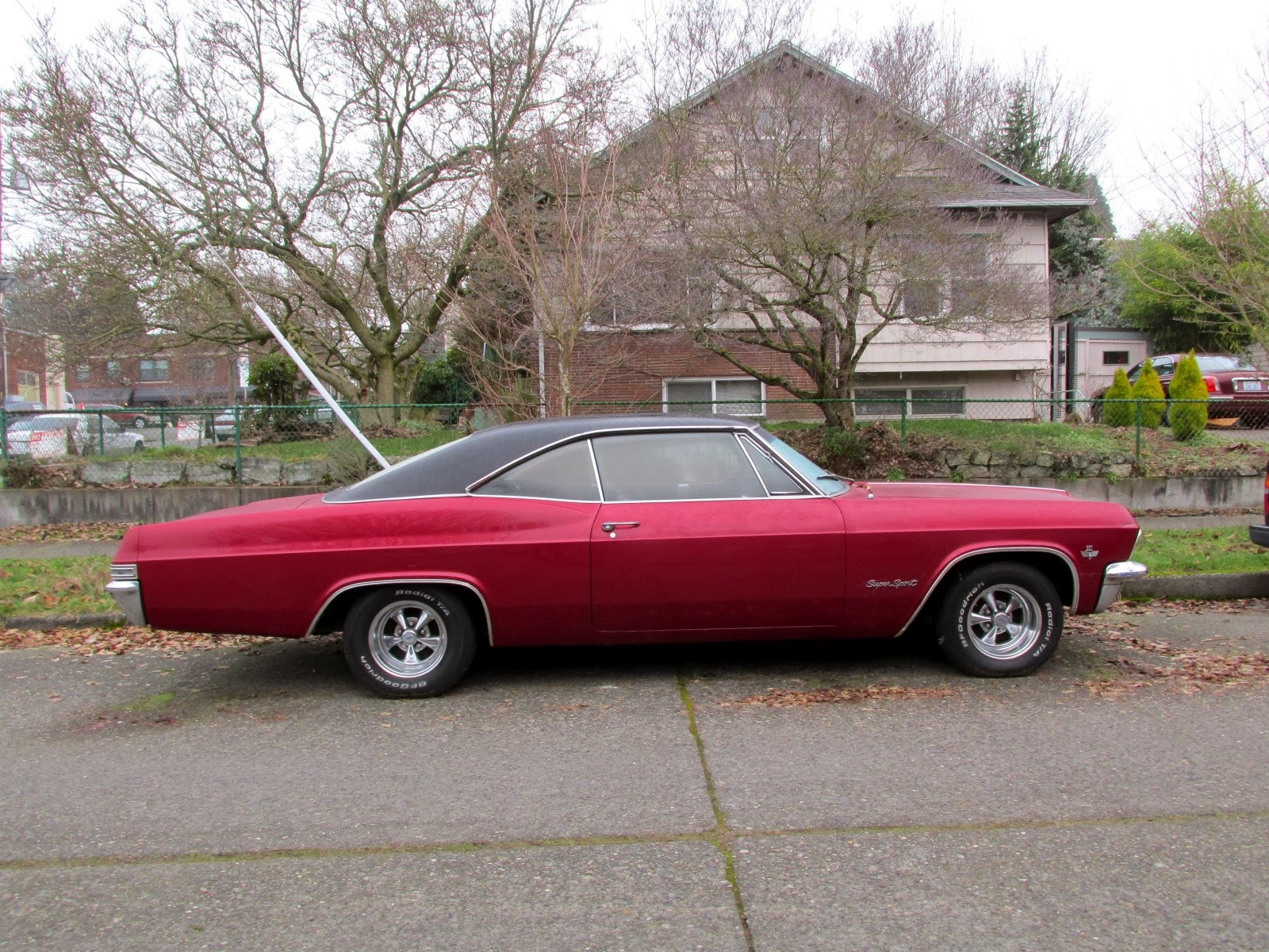 Warsaw In Chevrolet >> Seattle's Classics: 1965 Chevrolet Impala SS