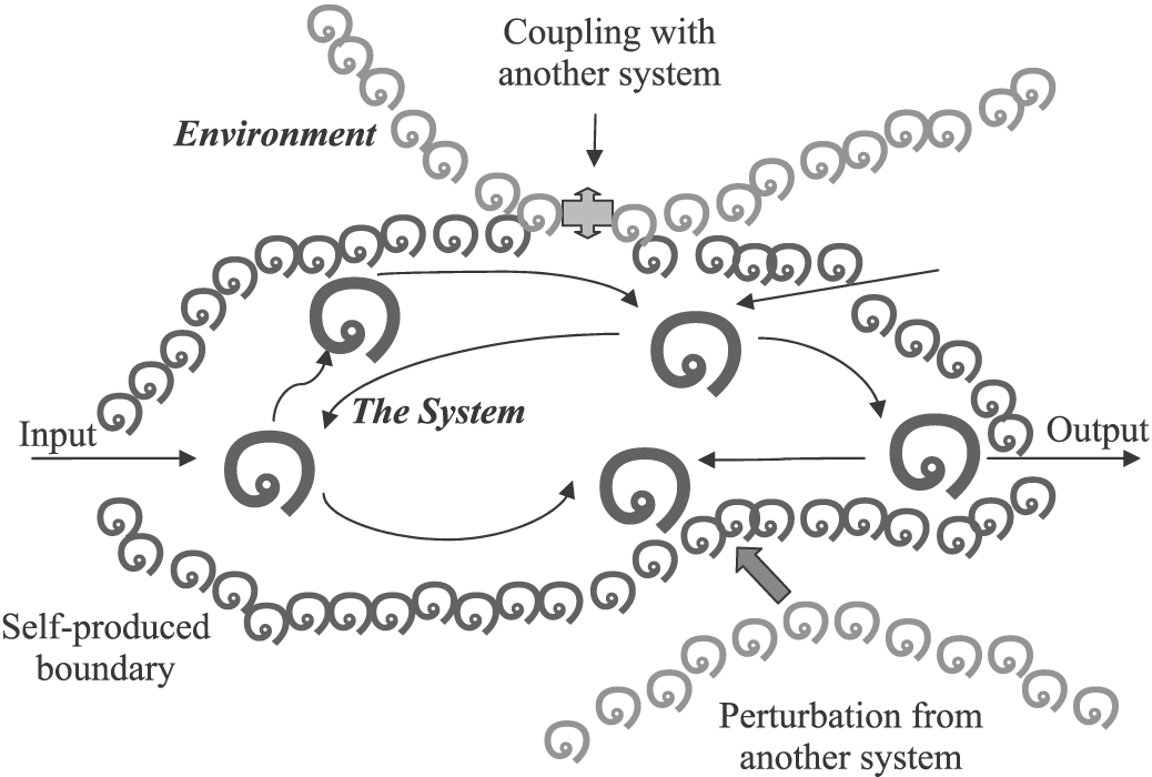 global dynamics processes  the pattern which connects from