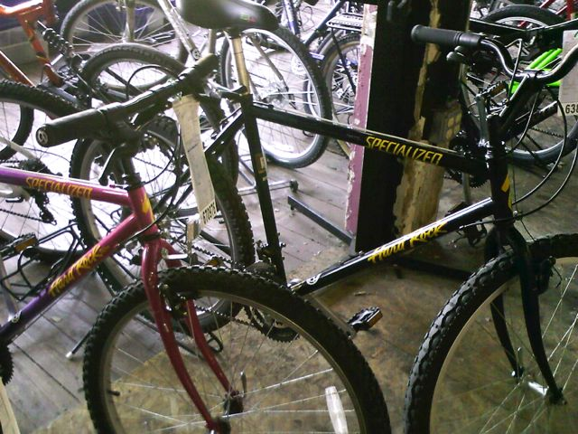 Bikes For Big Men 400 Lbs old Hard Rock mountain bikes