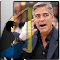 George Clooney Height - How Tall
