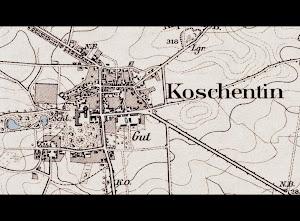 Koszęcin - śląska wieś ksiażęca