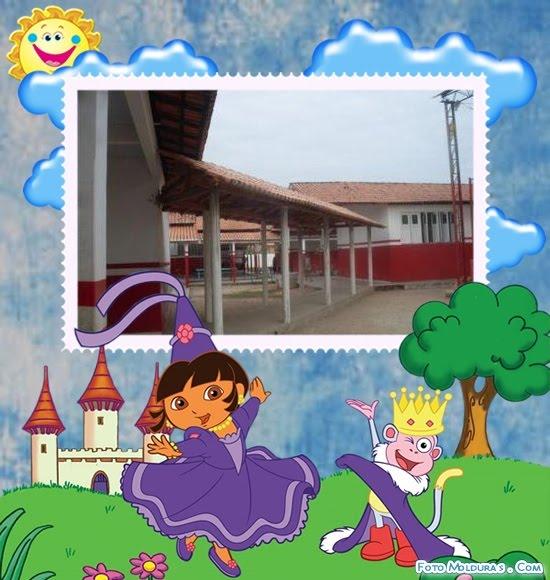 Nossa escola_    Escola Nossa         Senhora  de Fátima