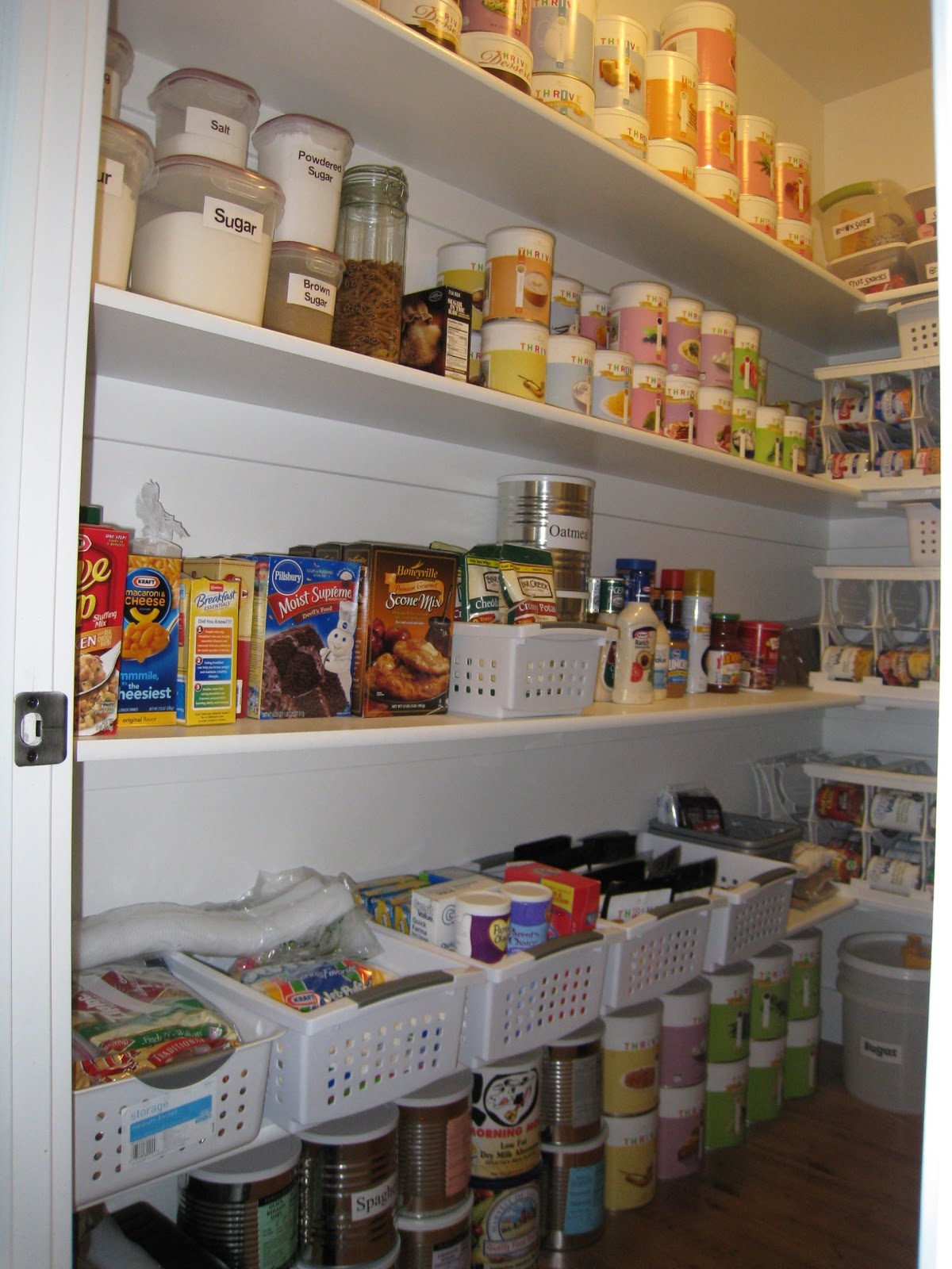 Cooking With My Food Storage Where Do I Put My Food