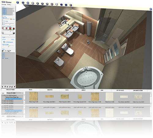 Bathroom design free software for Bathroom remodel software