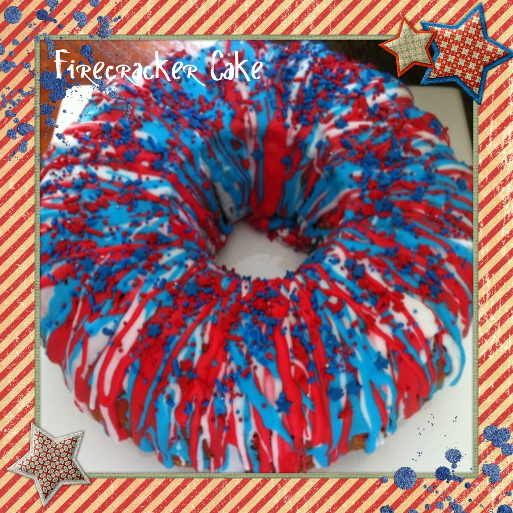 Pin Firecracker Cake Cake on Pinterest