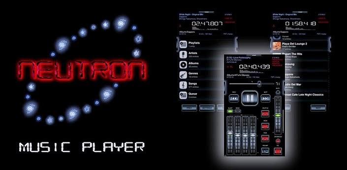 Download NEUTRON music player pro