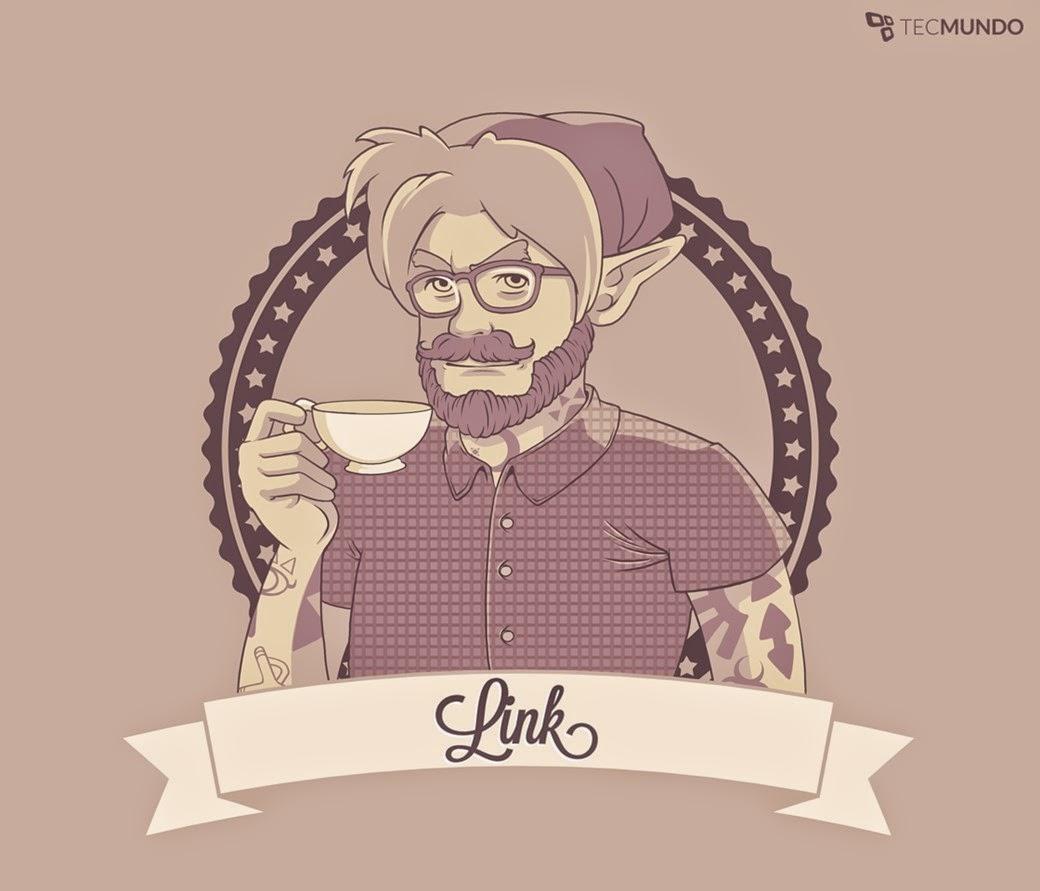 Hipster Link