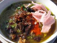 resep masakan padang soto padang spesial praktis, mudah sedap, nikmat, segar