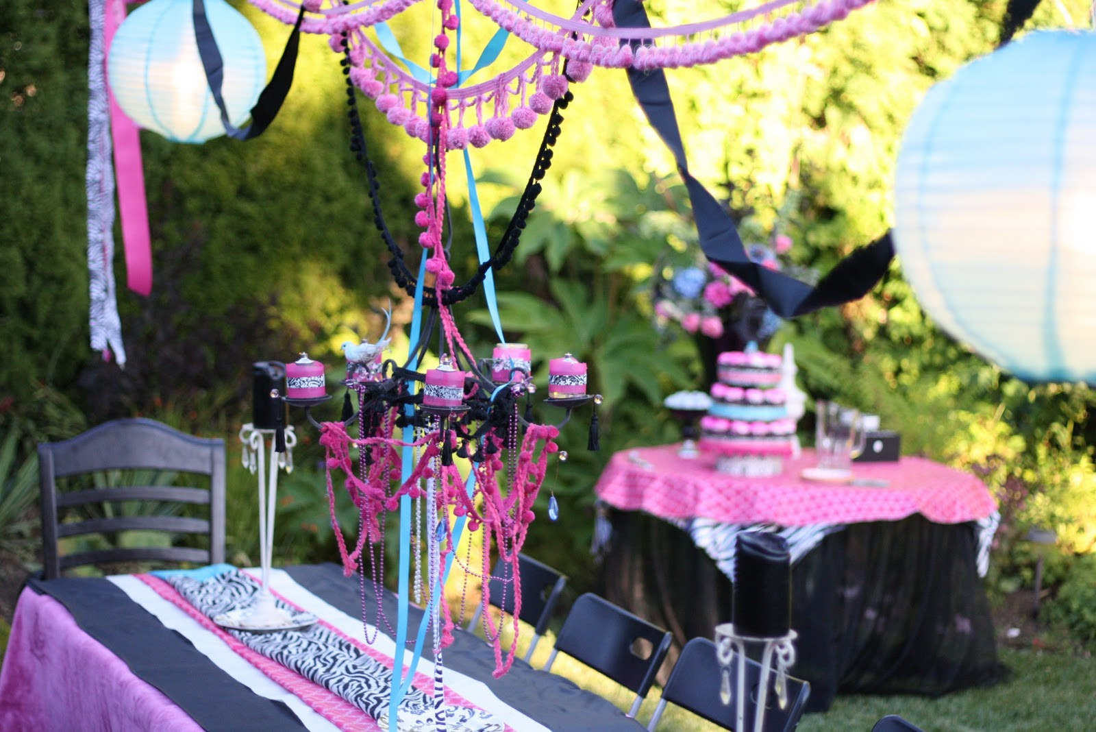 Teen Girl Birthday Party Theme Ideas