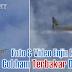 Foto Dan Video Enjin Pesawat Cobham Aviation Australia Terbakar Di Udara