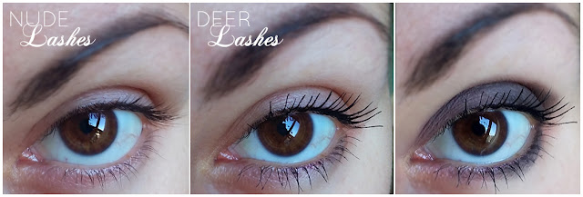 DeerLash - Neve Cosmetics: Preview e Swatch