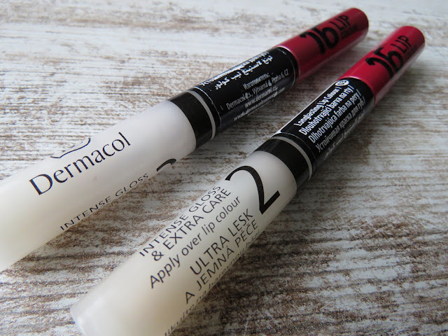 DERMACOL 16H Lip Colour 06 a 03