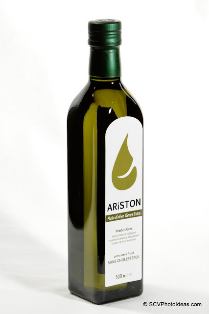 Ariston Olive oil bottle