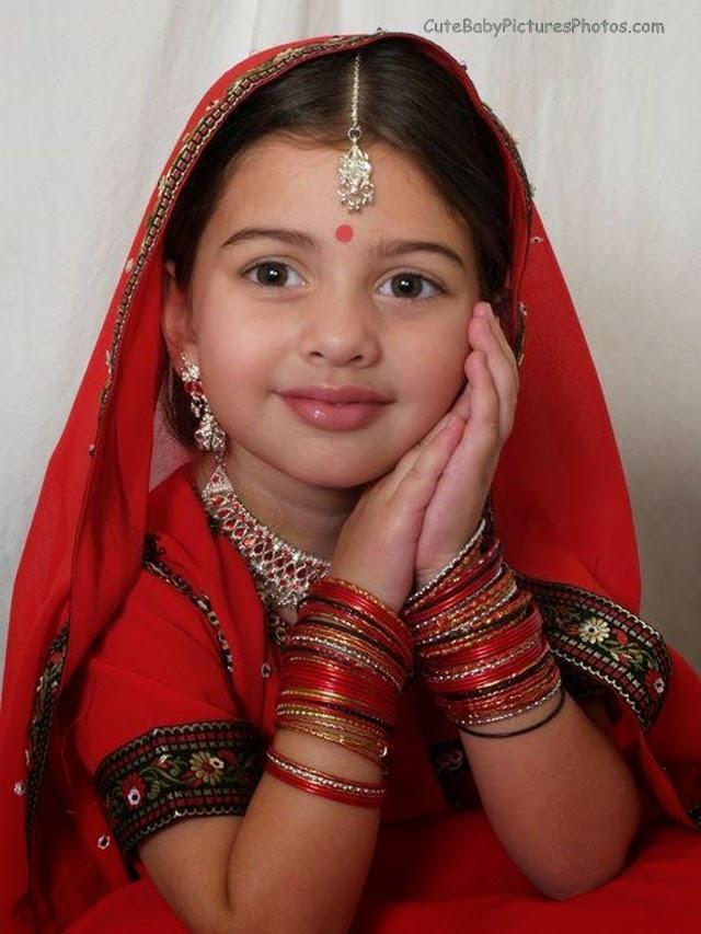 Gambar bayi cantik dari india gratis
