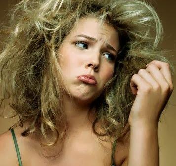 acabar com as pontas duplas sem cortar o cabelo