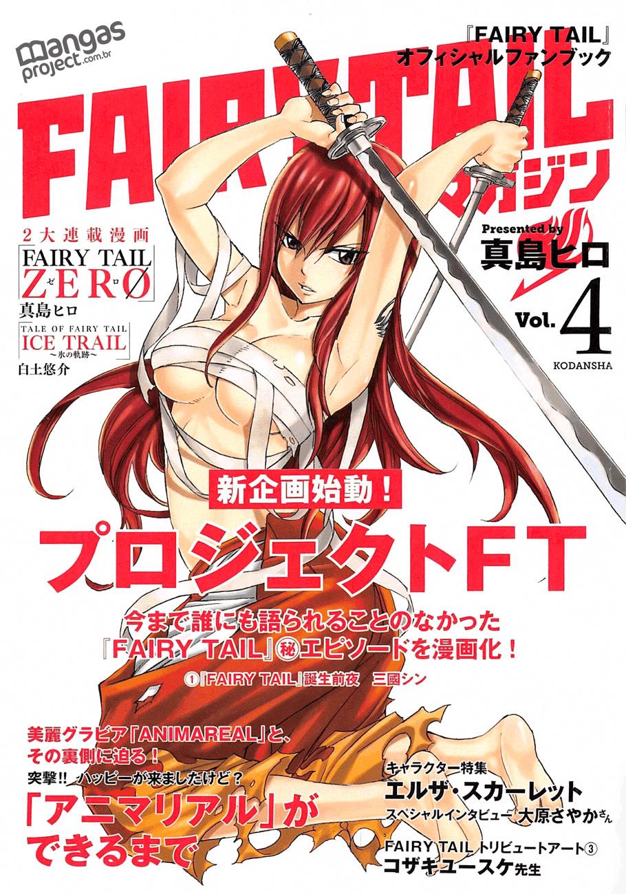 Fairy Tail Zero 04 Mangá portugues leitura online
