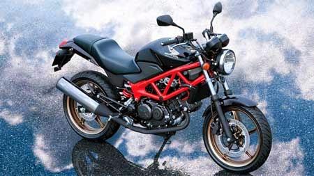 Motor Honda VTR