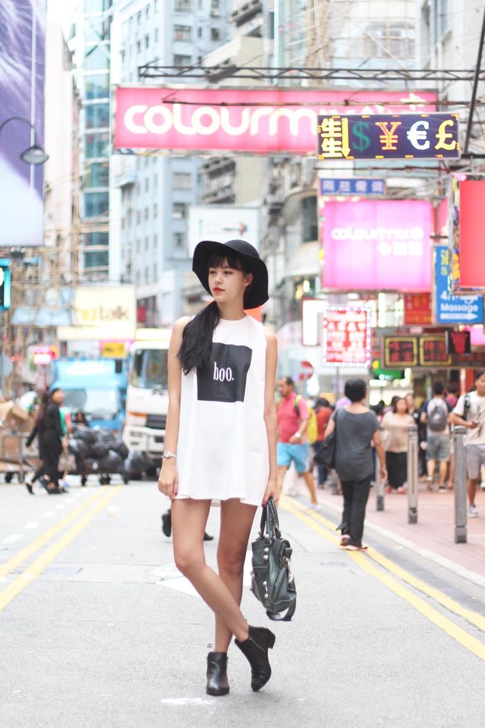 very short report on hong kong