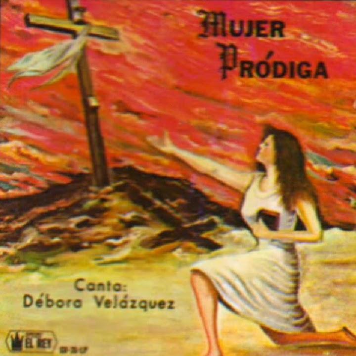 Débora Velázquez-Mujer Pródiga-