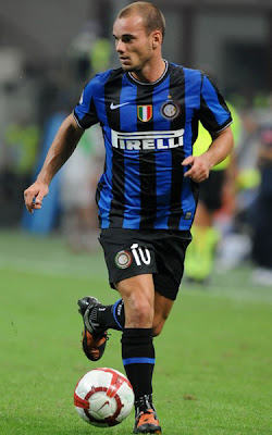 Wesley Sneijder Inter Milan Transfer Manchester United