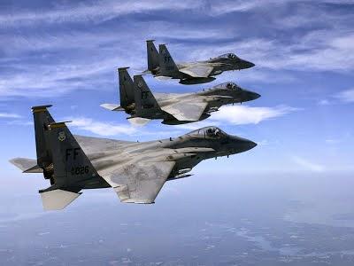F-15 Refueling