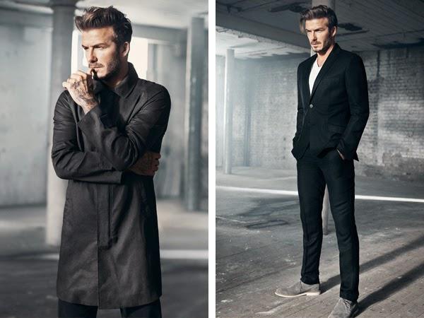 ropa de vestir hombre H&M David Beckham