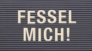 """Nachwuchsrekrutierung """"Fessel mich!"""": Hamburger Polizei wirbt mit frechen Sprüchen"""