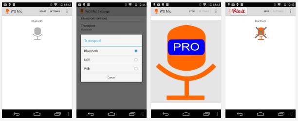 هل حقاً يستطيع هذا التطبيق WO Mic Pro التنصت علي هواتف الأخرين