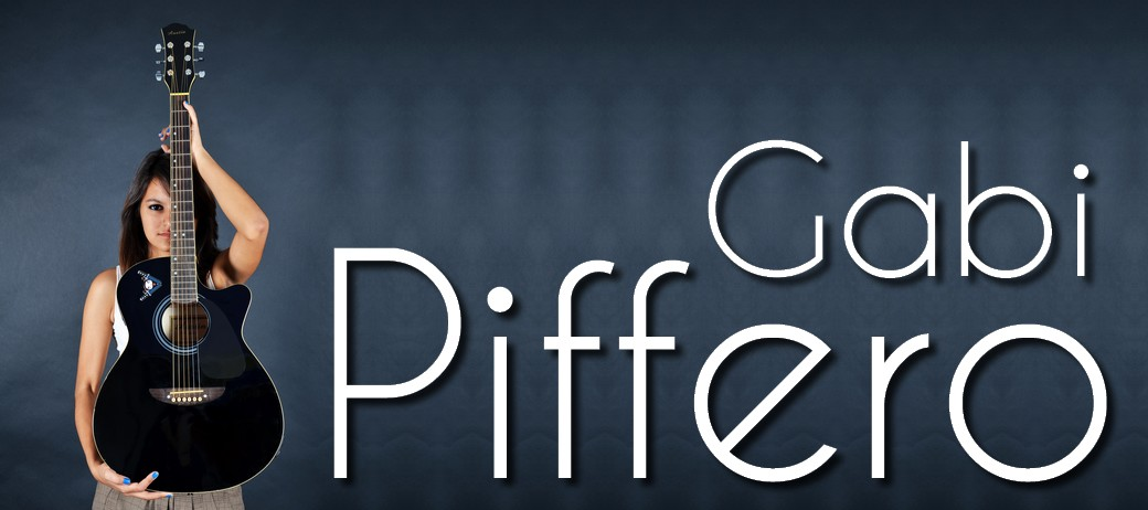 Site Oficial Gabi Piffero 